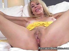 Erica Lauren in Colorific Solo - PornstarPlatinum