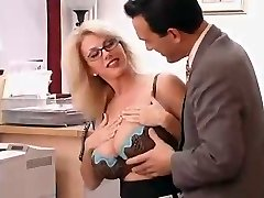 Big Titted Mommy with her Boss...F70
