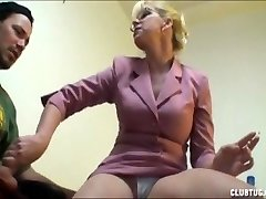 Angry Manager Fapping And Smoking