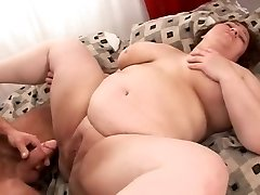 Mature Large Large Cream Pie 8