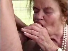 Drilling His Grannie by snahbrandy