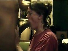 housewife gal bbc deep blowjob