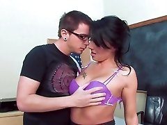 A Mature Instructor seduces a bad Schoolboy. VH
