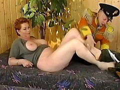 Kira Red with midget (Supreme video)