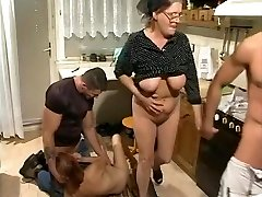Mature content(gang soiree)