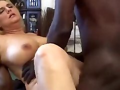 BUSTY WOMAN FIRST DUAL FORAY