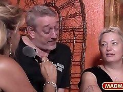 German First-timer Mature Swinger Couples