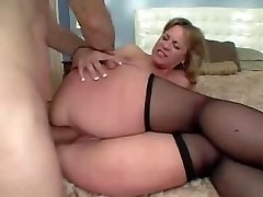 Big Ass Mom Loves The Anal Sex