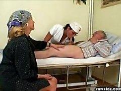 Teen Nurse Gets a Showcase