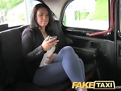 FakeTaxi Suck my lollipop to the nutsack or walk
