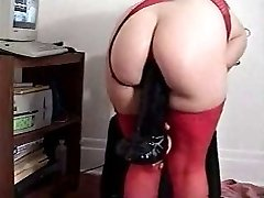 Mature ORAL JOB playing with fucktoys