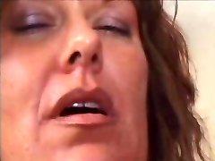 BBW厚切りの切り身をこってりと成熟した女性4