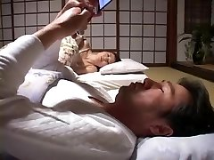 Peaceful anal invasion lovely Asian mom