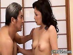 Dirty Japanese Mom