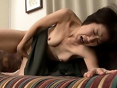 Asian japanese mature in anal have fun