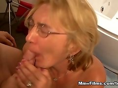 Crazy pornstar in Epic Cumshots, Blonde sex scene