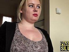 Amber West cherish a good flogging