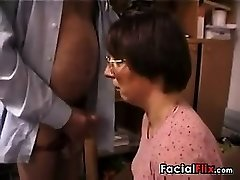 Gross Mature Woman Gets Plowed By An Old Fart