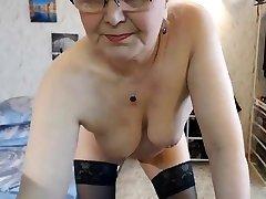 Webcam Grandmother