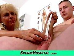 CFNM porn with hot lady Koko