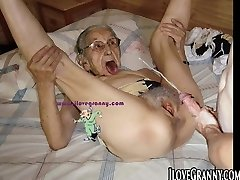 ILoveGrannY Naked Mature Pictures Compilation