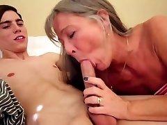 Stepmom & Stepson Affair 85 Mommy in Blackmail -