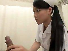 Sexy Asian Nurse