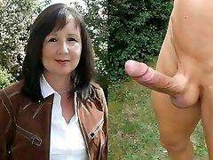 Marion la salope allemande adore l'ass fucking