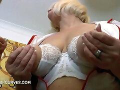 Nasty mature British Nurses