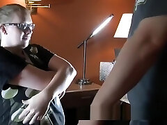Pregnant mature with phat nipples