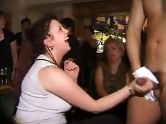 Party older with strippers - part 2