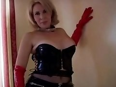 Sexy Older in Rubber
