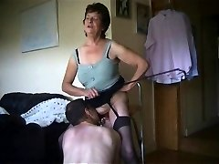 Female Dominance Granny