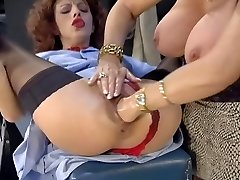 Cute mature - Huge toy - Going Knuckle Deep