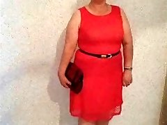 Mature Mother Dressed Undressed! Toon!