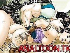 Buttfuck animation