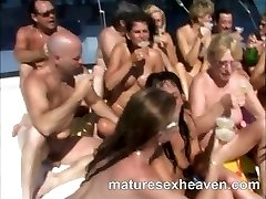 Me And My Buddies More Yacht Orgy Part Four