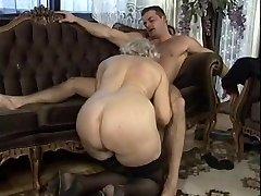 Alman Granny Orgy