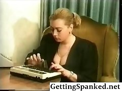 Arrogant Amazing Spanking Sadomasochistic Sex GettingSpanked.net