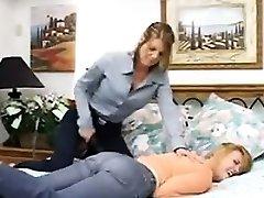 Strict milf spanked her severely Yolando from 1fuckdatecom