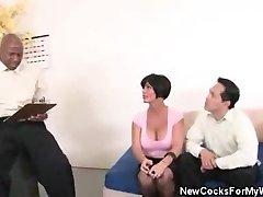 Shay Fox Schlongs Sucks His Therapist