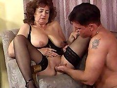 granny penetrated