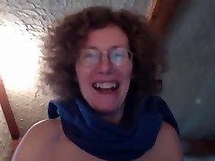 Linda Invite to her very first bukkake