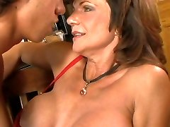 Extremely active mother i'd like to fuck slut Deauxma fucks skinny fellow