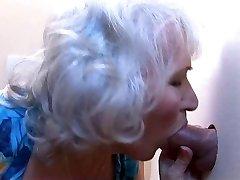Grannie Norma - Gloryhole