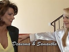 Deauxma & Samantha Ryan in Sapphic Seductions #11, Episode #01