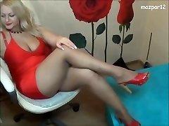 Webcam Long-legged Milf