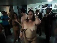 Nudist tants