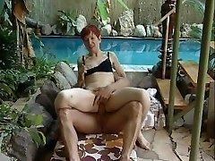 Brandus redhead bikini