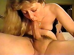 Debbie doing the Blow (Mature)